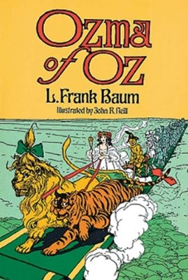 (ebook) Ozma of Oz