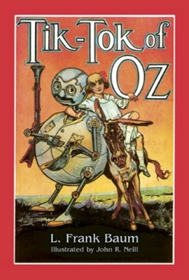 (ebook) Tik-Tok of Oz