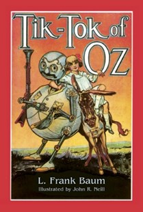 (ebook) Tik-Tok of Oz - Children's Fiction Classics