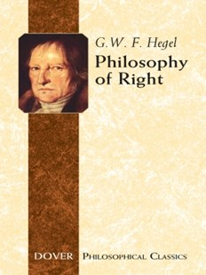 (ebook) Philosophy of Right - Philosophy Modern