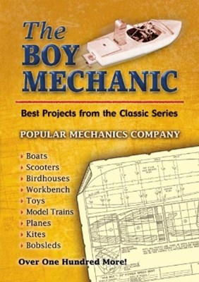 (ebook) The Boy Mechanic