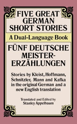 (ebook) Five Great German Short Stories