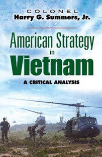 (ebook) American Strategy in Vietnam - Military Wars
