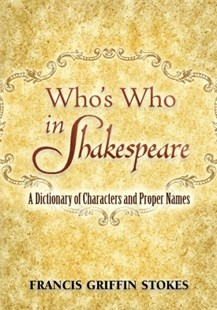 (ebook) Who's Who in Shakespeare - Poetry & Drama