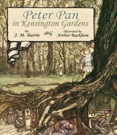 (ebook) Peter Pan in Kensington Gardens