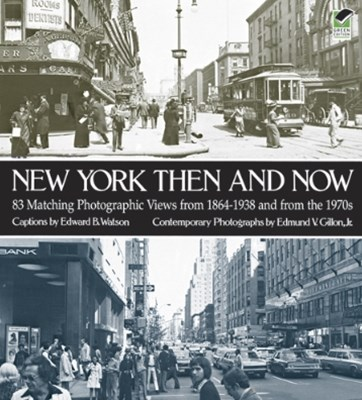 (ebook) New York Then and Now