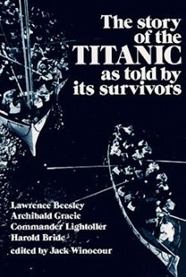 (ebook) The Story of the Titanic As Told by Its Survivors - History Modern
