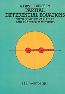 (ebook) First Course in Partial Differential Equations - Science & Technology Mathematics