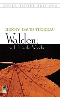 (ebook) Walden; Or, Life in the Woods - Philosophy Modern