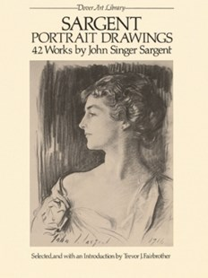 (ebook) Sargent Portrait Drawings - Art & Architecture General Art