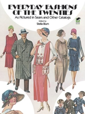 (ebook) Everyday Fashions of the Twenties