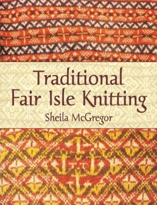 (ebook) Traditional Fair Isle Knitting