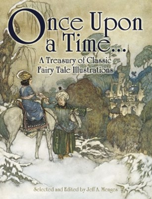 (ebook) Once Upon a Time . . . A Treasury of Classic Fairy Tale Illustrations