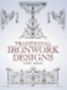(ebook) Traditional Ironwork Designs - Art & Architecture Architecture