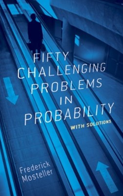 (ebook) Fifty Challenging Problems in Probability with Solutions