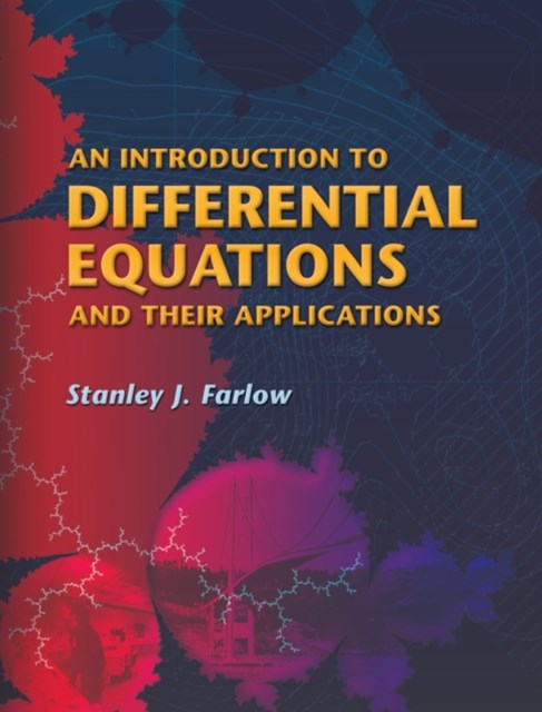 (ebook) Introduction to Differential Equations and Their Applications
