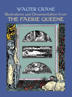(ebook) Illustrations and Ornamentation from The Faerie Queene