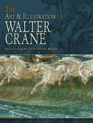(ebook) The Art & Illustration of Walter Crane