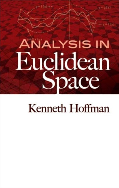 (ebook) Analysis in Euclidean Space