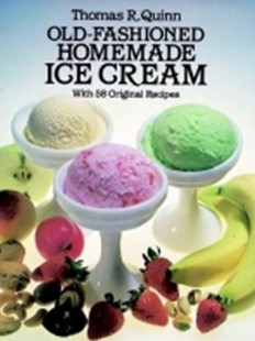 (ebook) Old-Fashioned Homemade Ice Cream - Cooking Desserts