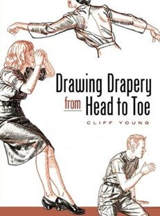 (ebook) Drawing Drapery from Head to Toe - Art & Architecture Art Technique