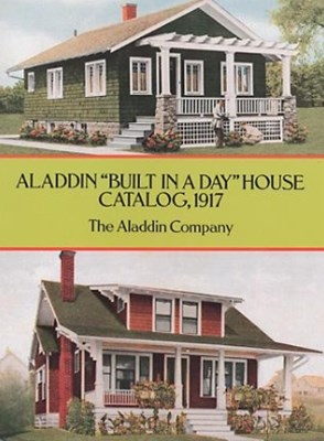 Aladdin &quote;Built in a Day&quote; House Catalog, 1917