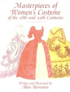 (ebook) Masterpieces of Women's Costume of the 18th and 19th Centuries - Art & Architecture Fashion & Make-Up