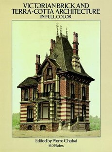 (ebook) Victorian Brick and Terra-Cotta Architecture in Full Color - Art & Architecture Architecture