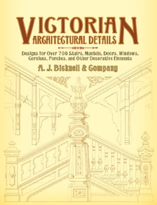 (ebook) Victorian Architectural Details