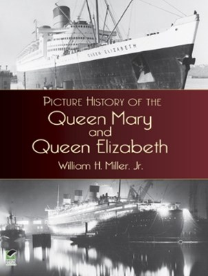 (ebook) Picture History of the Queen Mary and Queen Elizabeth