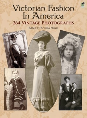 (ebook) Victorian Fashion in America
