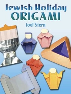 (ebook) Jewish Holiday Origami - Craft & Hobbies Papercraft