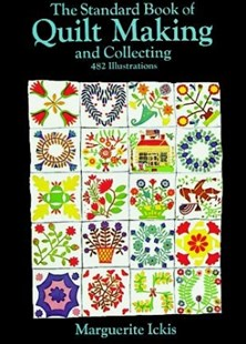 (ebook) The Standard Book of Quilt Making and Collecting - Craft & Hobbies Sewing