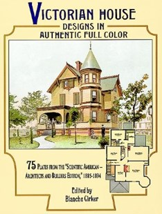 (ebook) Victorian House Designs in Authentic Full Color - Art & Architecture Architecture
