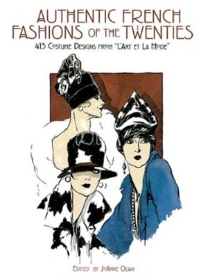(ebook) Authentic French Fashions of the Twenties