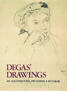 (ebook) Degas' Drawings - Art & Architecture General Art