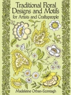 (ebook) Traditional Floral Designs and Motifs for Artists and Craftspeople - Art & Architecture General Art
