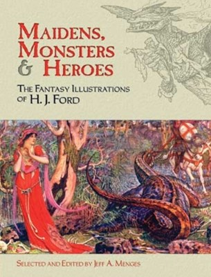 (ebook) Maidens, Monsters and Heroes