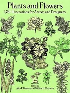 (ebook) Plants and Flowers - Art & Architecture General Art
