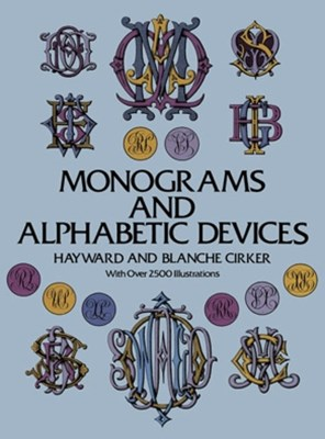 (ebook) Monograms and Alphabetic Devices