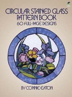 (ebook) Circular Stained Glass Pattern Book - Craft & Hobbies