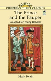 (ebook) The Prince and the Pauper - Children's Fiction Classics