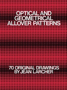(ebook) Optical and Geometrical Allover Patterns - Art & Architecture Art History