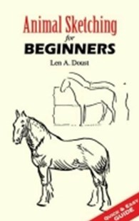 (ebook) Animal Sketching for Beginners - Art & Architecture Art Technique
