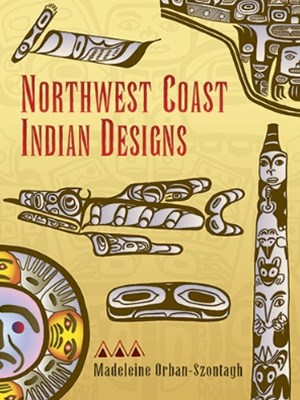 (ebook) Northwest Coast Indian Designs