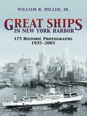 (ebook) Great Ships in New York Harbor