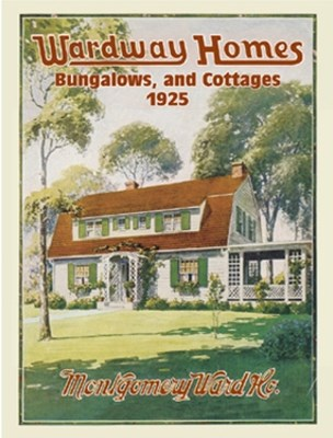 (ebook) Wardway Homes, Bungalows, and Cottages, 1925