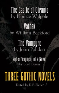 (ebook) Three Gothic Novels - Horror & Paranormal Fiction