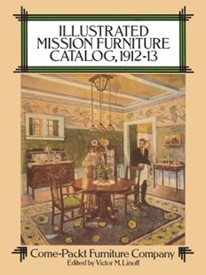 (ebook) Illustrated Mission Furniture Catalog, 1912-13 - Craft & Hobbies Antiques and Collectibles