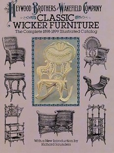 (ebook) Classic Wicker Furniture - Craft & Hobbies Antiques and Collectibles
